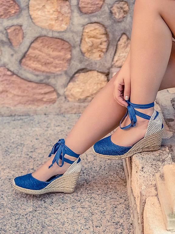 Fermina Pjean Azul Liso